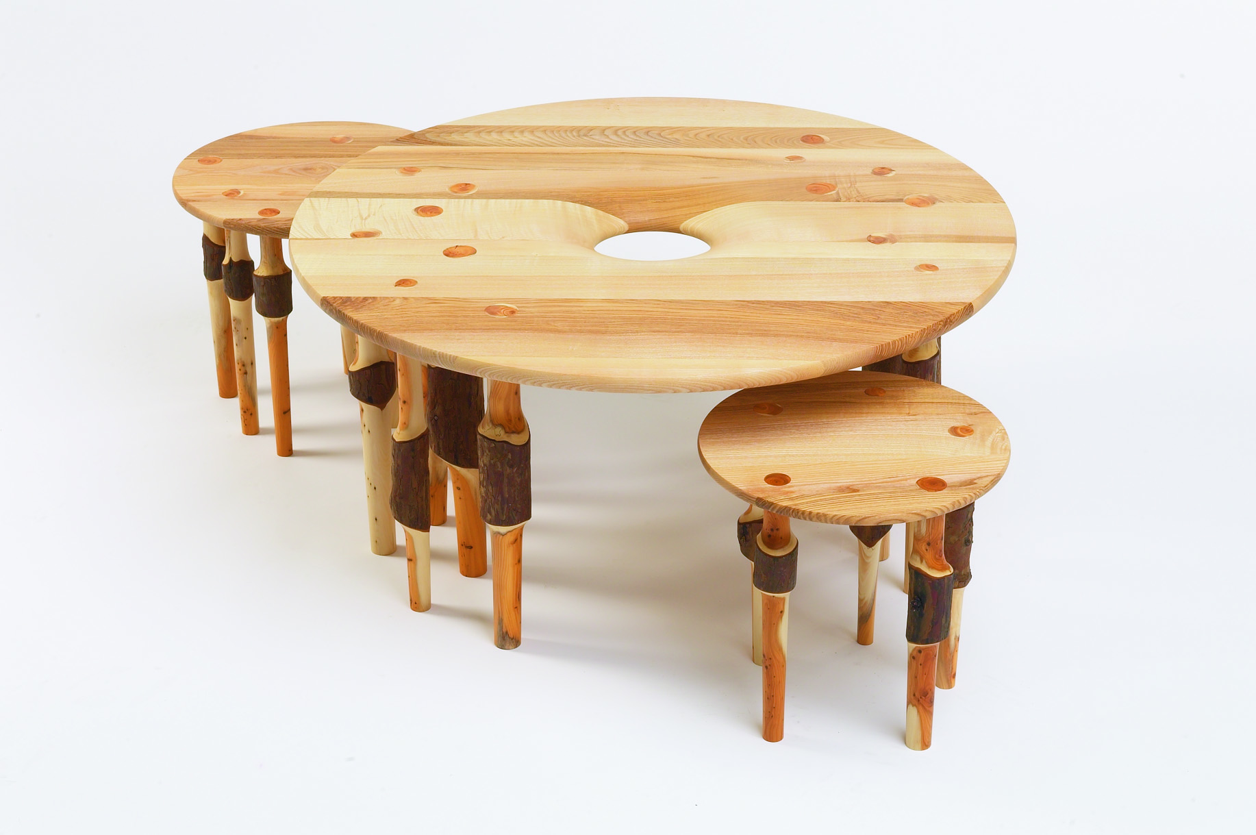 Forest tables